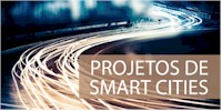 Projetos Smart cities